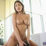 August Ames baise sensuelle FantasyHD