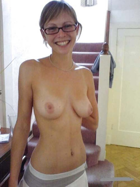 Nerdy Teen April Oneil and Vanilla Deville Hot Threesome