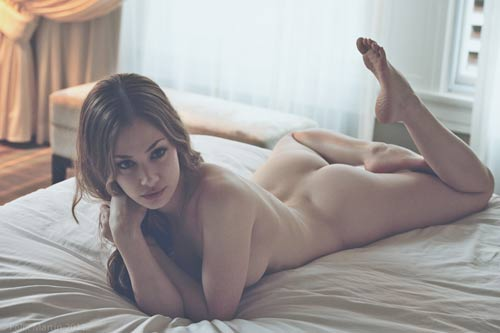 Jeunes femmes italiennes sexy et nues - croquantescom