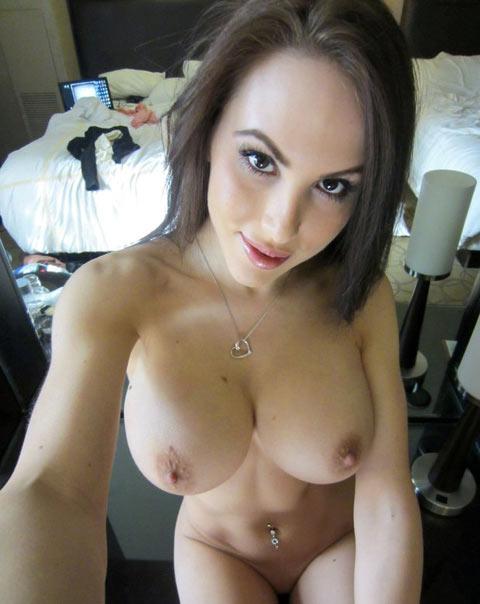 Laurianne mangeuse d'hommes aux beaux seins