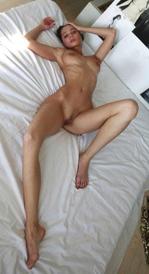 baise au lit periscope de salope