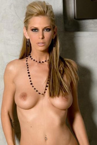Brooke Banner punkette blonde sexy