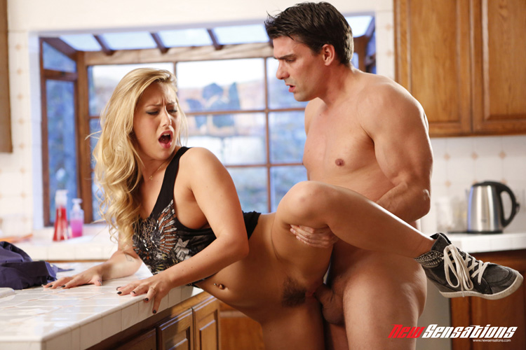 Carter Cruise baise cuisine New Sensations 8