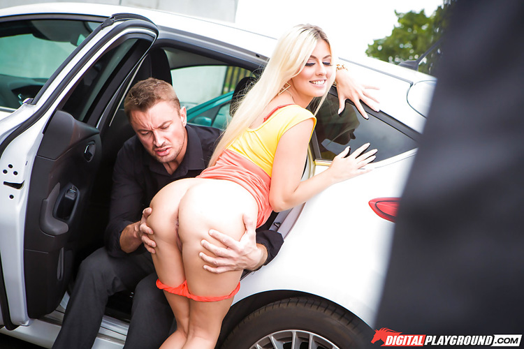 Jessie Volt Parking Voyeur Digital Playground