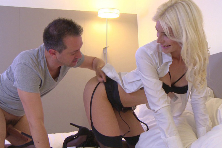 Mandy hotesse sexy anal Jacquie et Michel 7