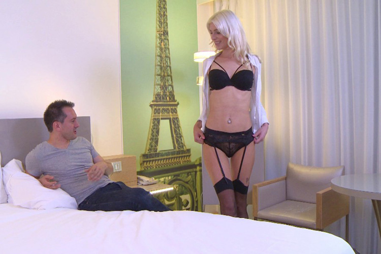 Mandy hotesse sexy anal Jacquie et Michel 3