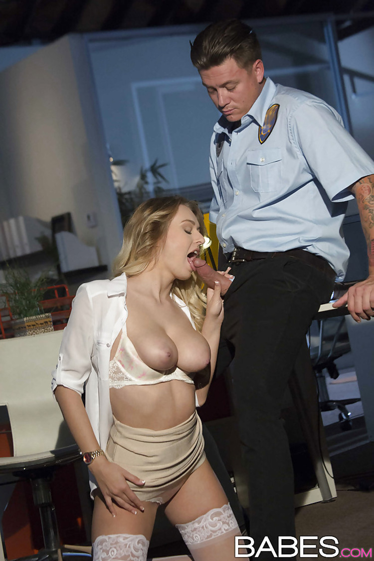 Natalia Starr Office Obsession Babes 2