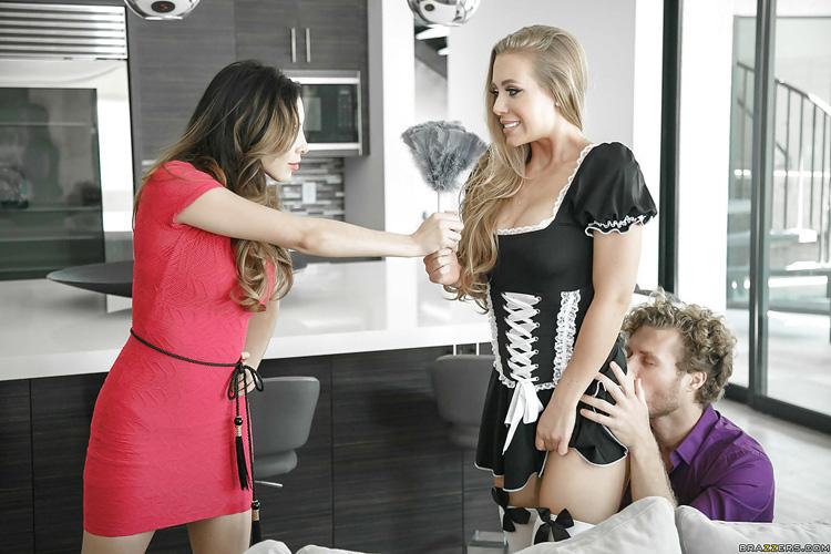 Nicole Aniston soubrette en chaleur photo 21