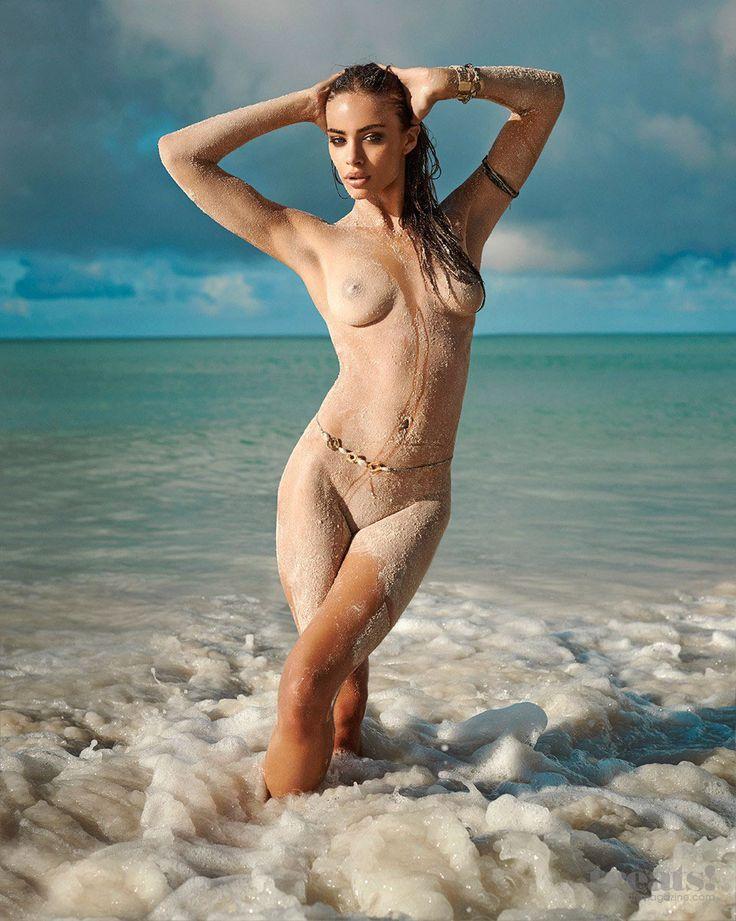 Lopes de sable nues
