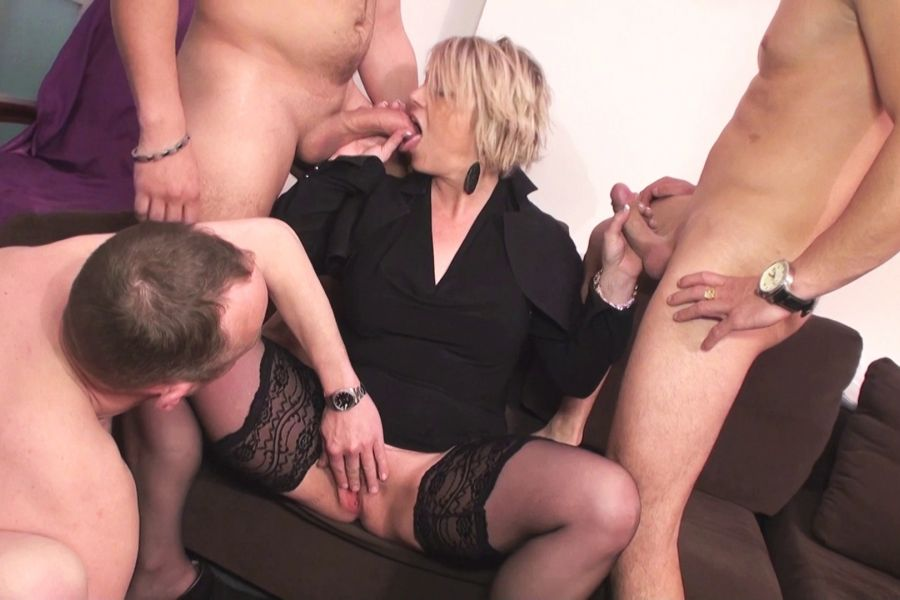 French Gay Mature